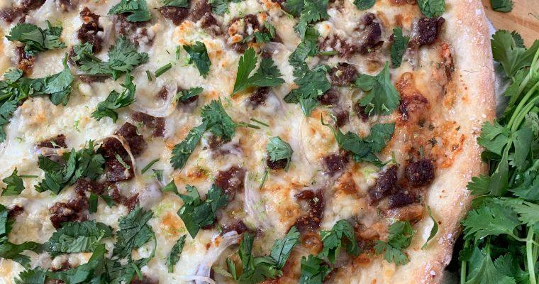 Street Taco Pizza