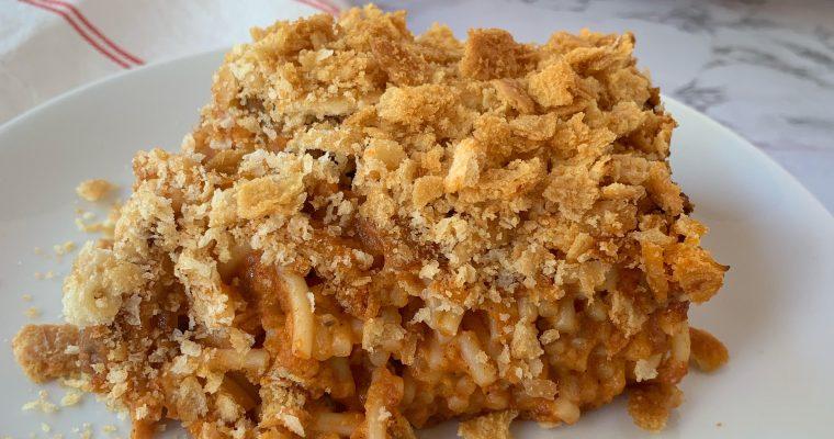 Dougall's Spaghetti Casserole